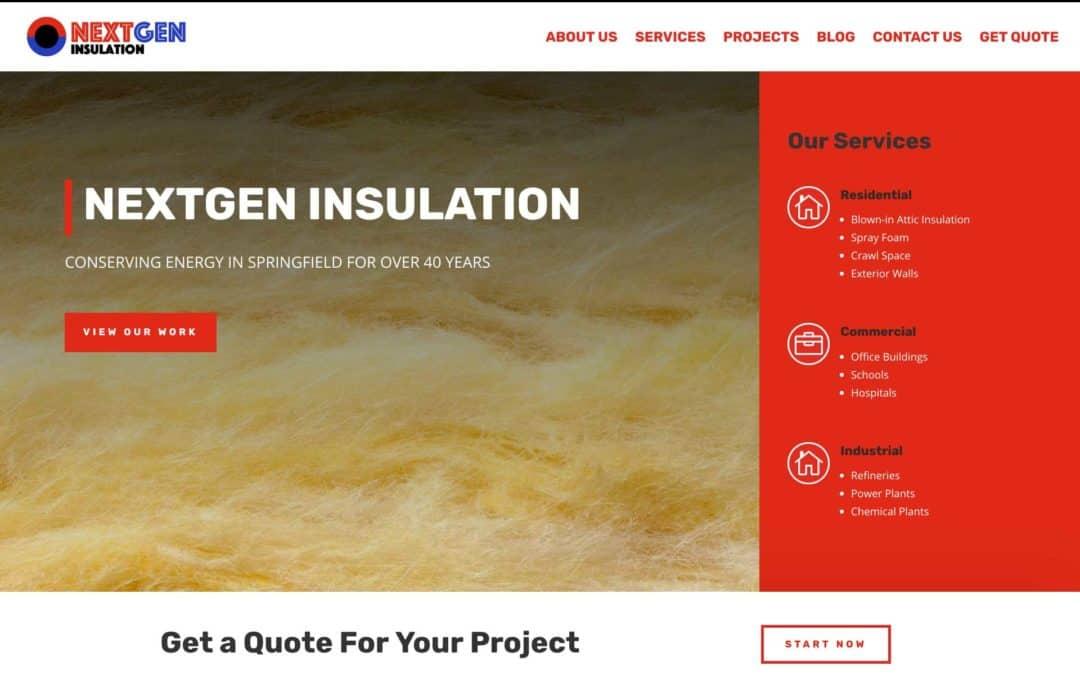 NextGen Insulation